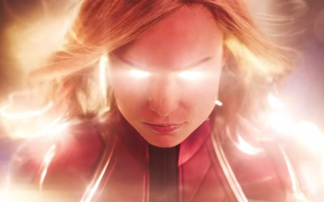 She's The Boss: Captain Marvel's Powers And Backstory Explained