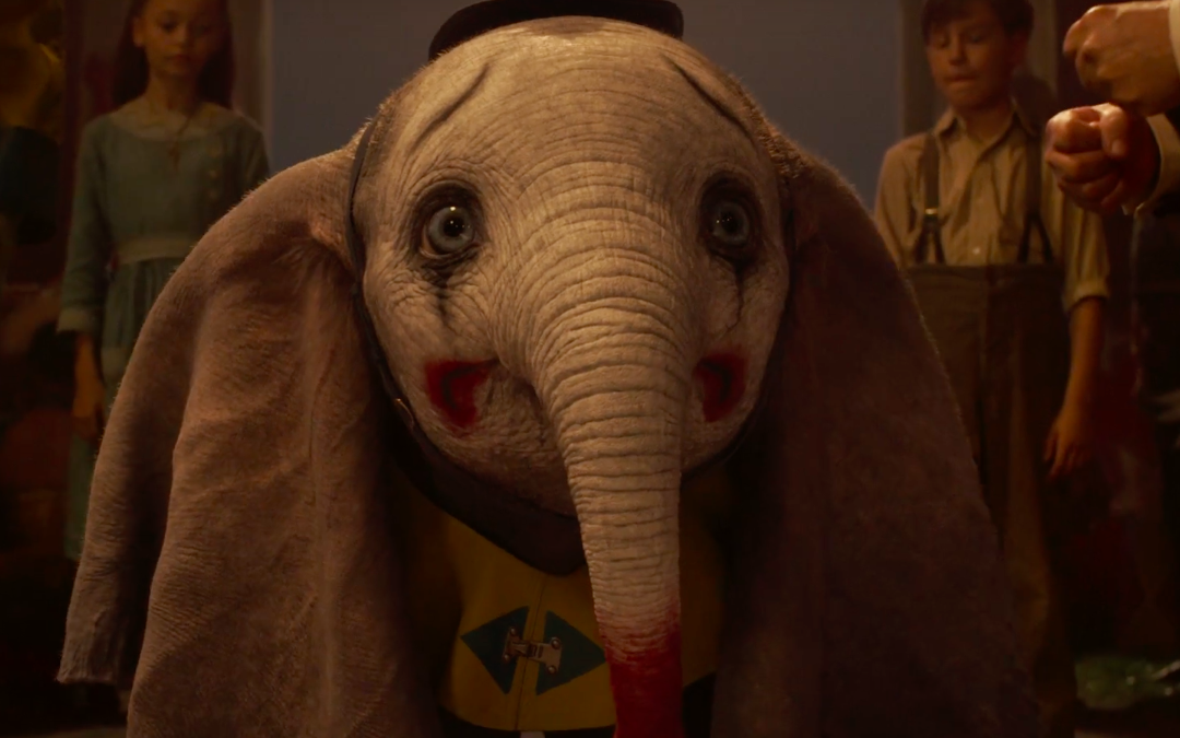 New 'Dumbo' Trailer Soared During The CMAs