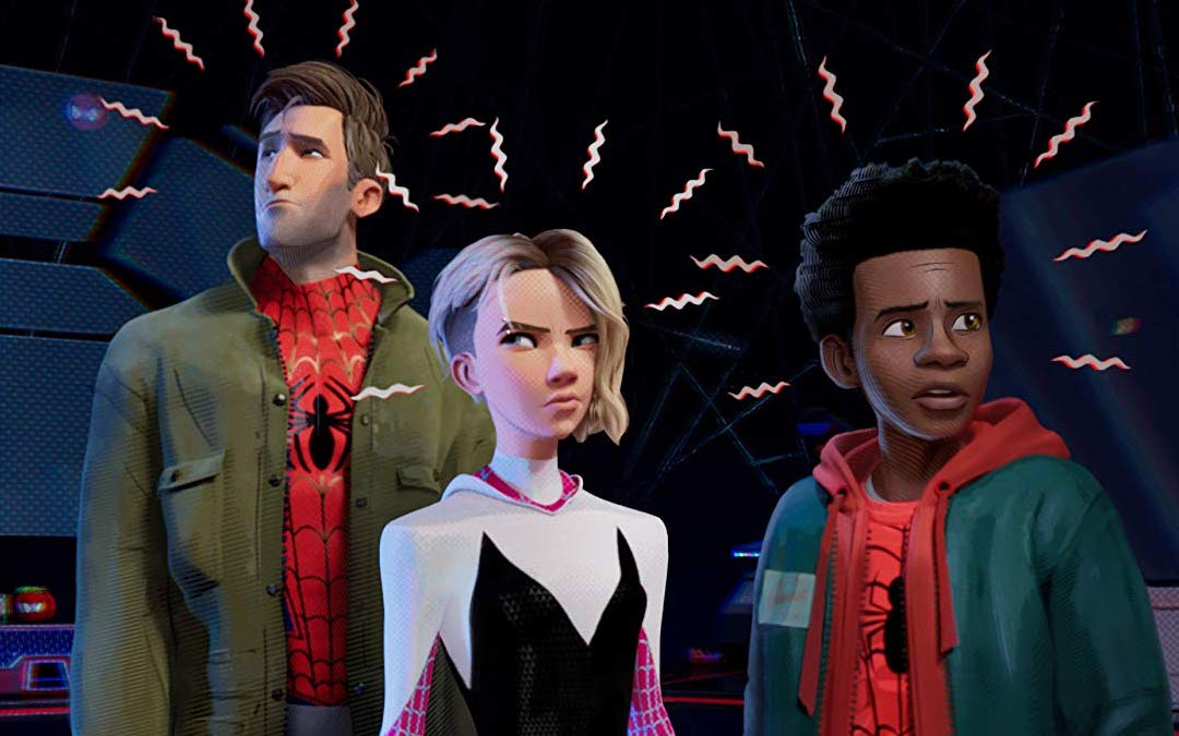 Your Guide To All The Spider-People In 'Spider-Man: Into The Spider-Verse'