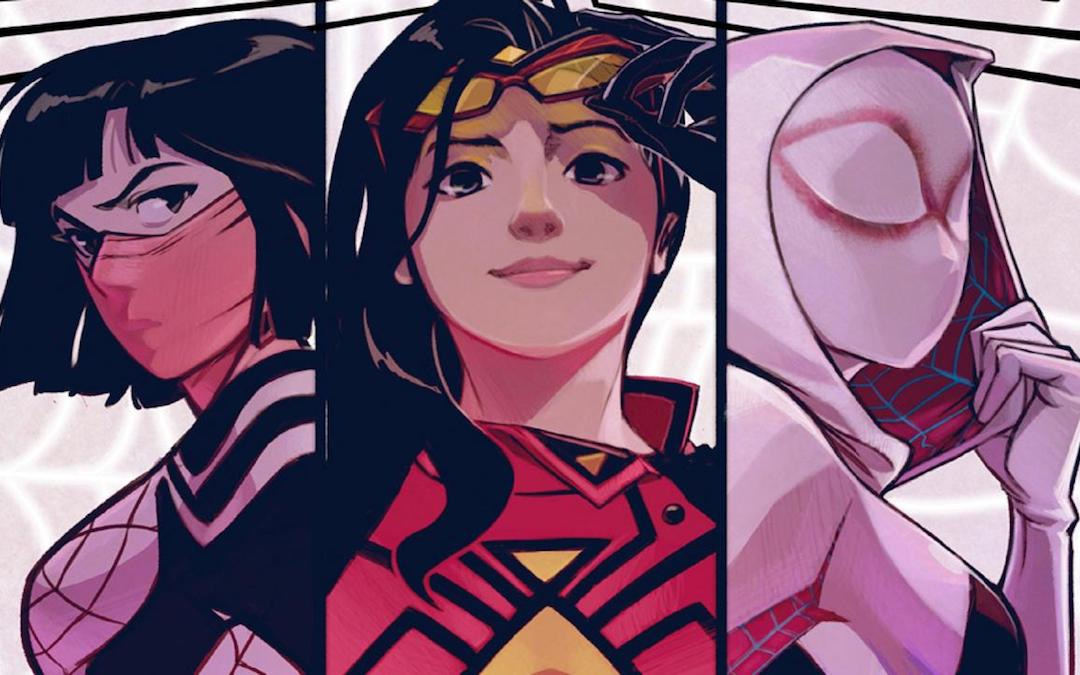 Sony's Spider-Verse Is Expanding With A Spider-Women Spinoff Movie