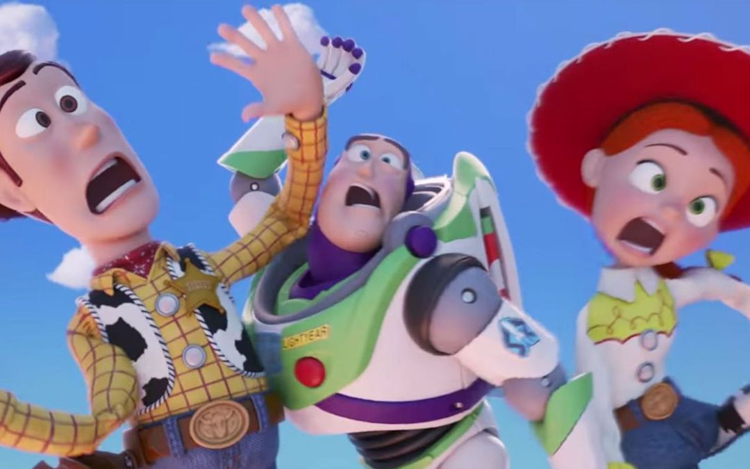 Teaser trailer for 'Toy Story 4'