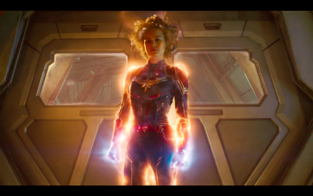 Your Guide To Crushing Your Local Theater's 'Captain Marvel' Fan Event
