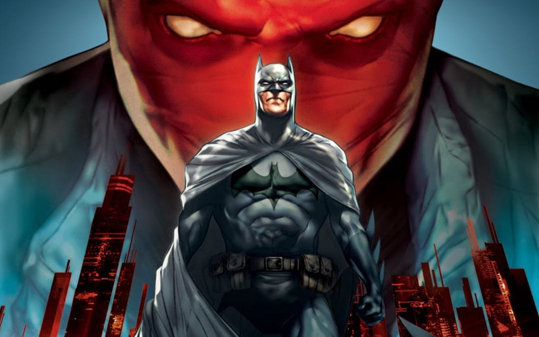 Batman: Under the Red Hood (Warner Bros)