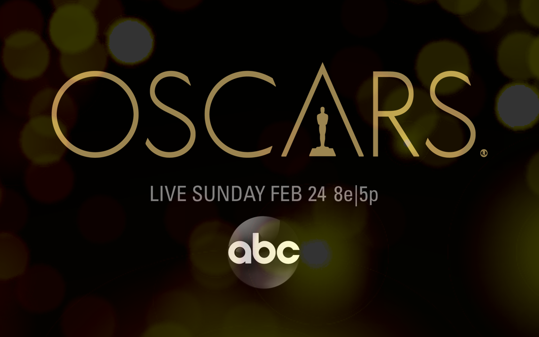 The official logo for the 2019 Academy Awards (Credit: ABC/AMPAS)