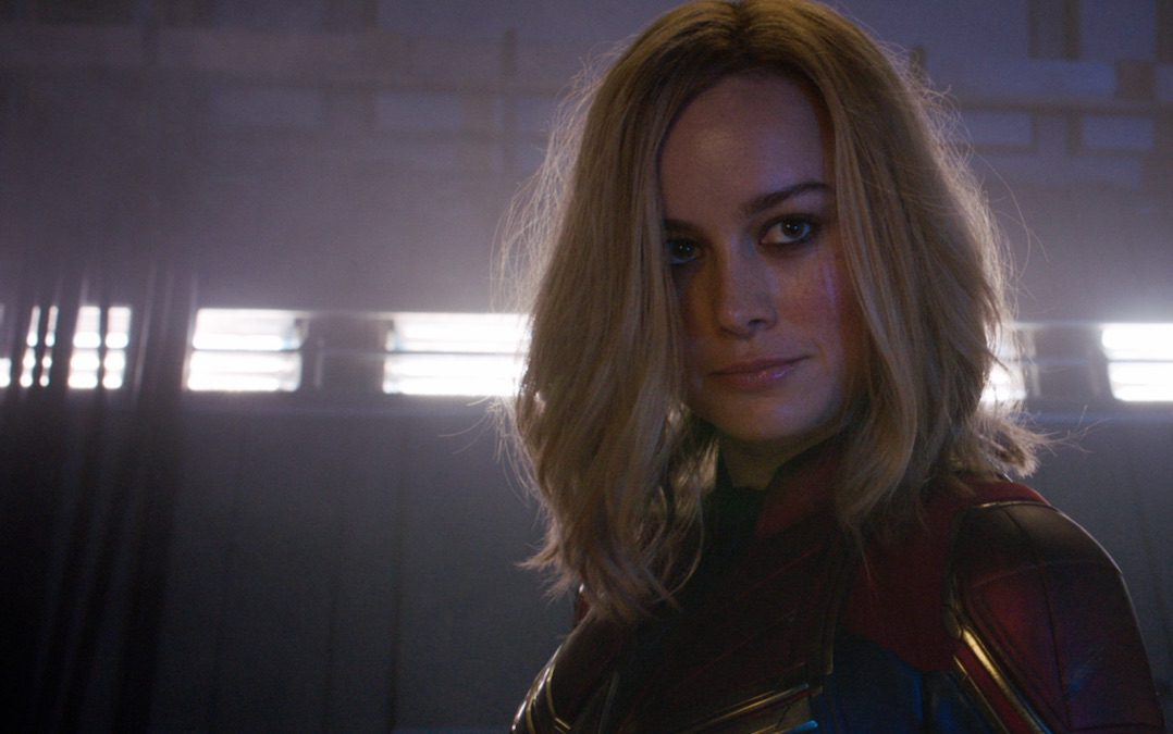 7 Times Brie Larson Was Relatable AF At The 'Captain Marvel' Press Conference