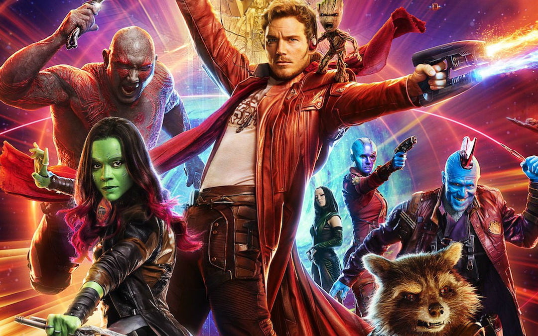 Guardians of the Galaxy (Credit: Marvel Studios)