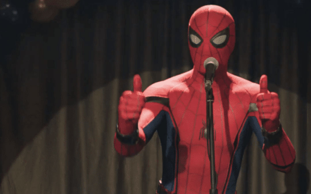 spiderman far from home end credits